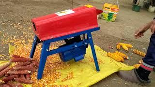 "Лущилка кукурузы СY-007 от компании Интернет-магазин ""УчастОК"" - видео"