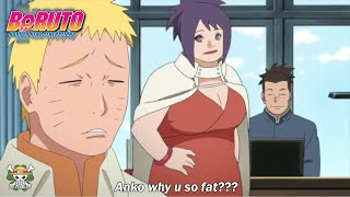 How Did Anko Get So Fat on Boruto EXPLAINED
