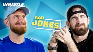 BEST Of Bad Joke Telling | ft. Dude Perfect, Team Edge, & MORE!