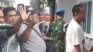 Rekam Aksi Sweeping Taksi Bandara, Istri Taksol Dianiaya! Begini Kronologinya