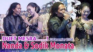 Nanda & Sodik Monata   Duet Mesra Banget