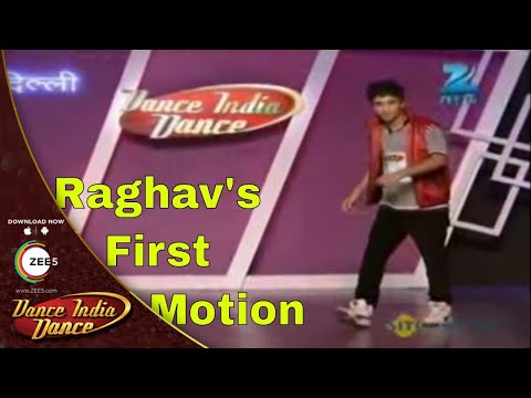 Raghav Crockroaxz First Slow Motion Performance - Dance India Dance