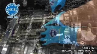H.C.B-C1524 Mercedes-Benz (M133/M270/M274) TIMING TOOL KIT