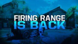 Firing Range Is BACK