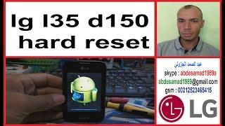 lg l35 d150 hard reset