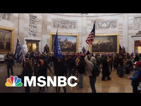 Comity In Congress After 1/6 Impeded By GOP Boosters Of Trump's Big Lie | Rachel Maddow | MSNBC