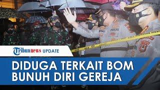 Penggerebekan di Bekasi dan Condet, Diduga Rumah Milik Jaringan Teroris Terkait Pelaku Bom Makassar