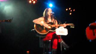 "Pistol Annies- Angaleena Presley ""Fastest Girl in Town"""