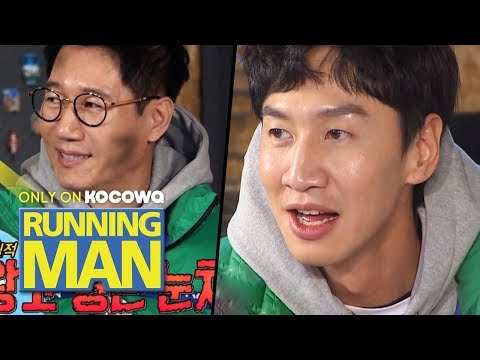 "Lee Kwang Soo ""I want the leader to hand over his or her credit card and leave"" [Running Man Ep 435]"
