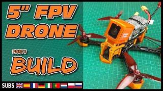 Come costruire un Drone FPV di fascia ALTA