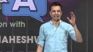 """Sandeep Maheshwari- """"How to focus on goal?"""""""