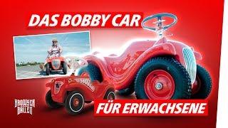 Das Bobby Car für Erwachsene