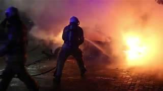 Auto brandt uit in Mijdrecht