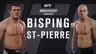 UFC 2 - Майкл Биспинг против Жоржа Сен-Пьера