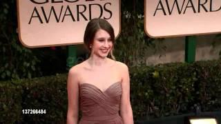 Taissa Farmiga - Red Carpet Golden Globe Awards
