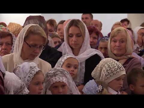 Служба в церкви у католиков