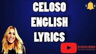 Lele Pons Celoso (Lyrics) In English