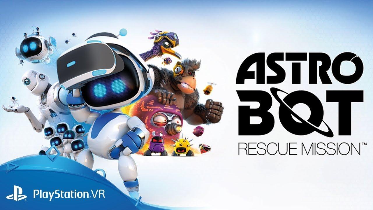 ASTRO BOT Rescue Mission ora disponibile per PS VR!