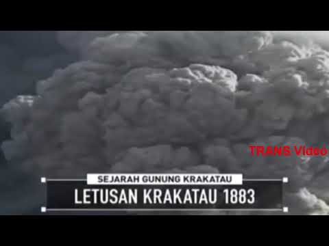 On The Spot - Sejarah Letusan Gunung Krakatau Mp3