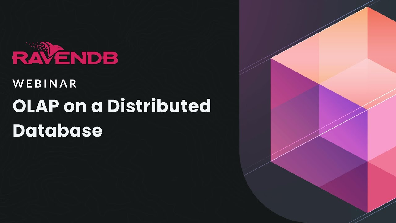 OLAP on a Distributed Database: Produce Dazzling Metrics with Unmatched Precision