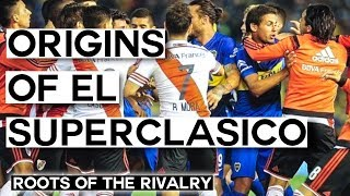 Why River Plate & Boca Juniors Hate Each Other: Boca vs River | Superclásico | Roots of the Rivalry