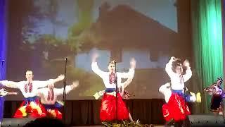 Гопак танцуют украинцы Берестейщины (Беларусь)