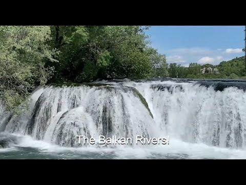 Video: Saša Handžić für die Balkanflüsse