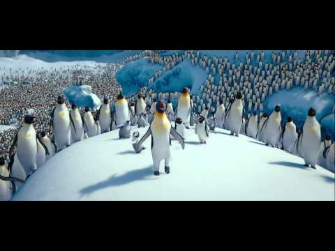 Grappige filmpjes humor kaarten, Happy Feet Two HD Under Pressure Rhythm Nation I happy to bring you a HD version funny humor
