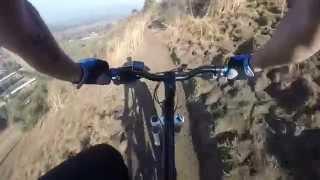 preview picture of video 'Cerro Chena, San Bernardo, Chile   con  Gopro'