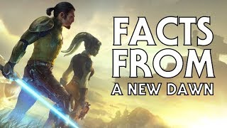 Fun Facts from A New Dawn - Easter Eggs, Legends Connections & More!