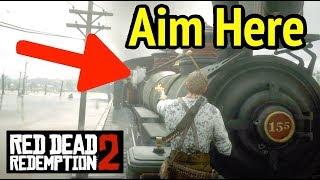 19 Advanced Hidden Mechanics in Red Dead Redemption 2 (RDR2)