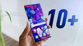 Samsung Galaxy Note10 & Samsung Galaxy Note10+ Impressions: A Great Duo!
