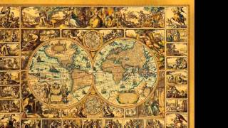 Vetus Carta Maps Presents The Ptolemaic Model