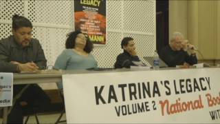 Katrina\'s Legacy Volume 2 National Book Opening - Eric Mann\'s Talk