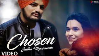 Chosen  Sidhu Moose Wala Ft. Sunny Malton | New P