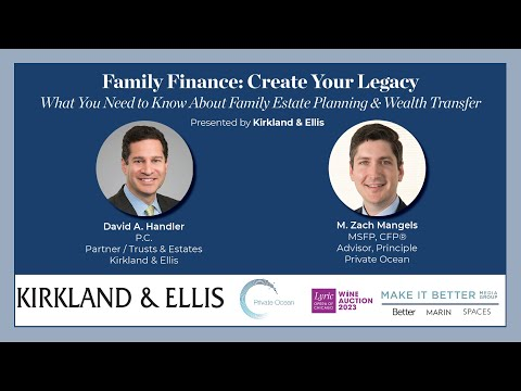 Family Finance: Create Your Legacy!