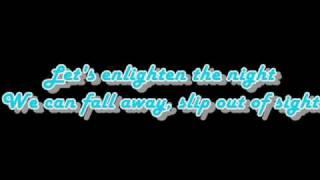 Adam Lambert - Broken Open With Lyrics