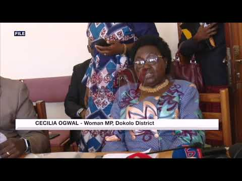 Gen.Tumwine assaulted Dokolo MP Cecilia Ogwal - Report