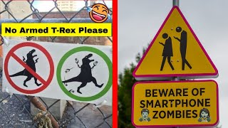 The Most Hilarious Signs Ever