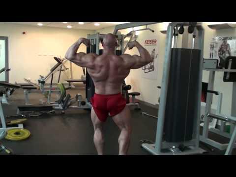 Jazda pracę wszystkie grupy mięśniowe
