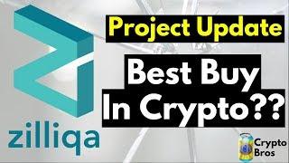 Zilliqa Project Update: Bullish Long Term! (Best of 2018?)