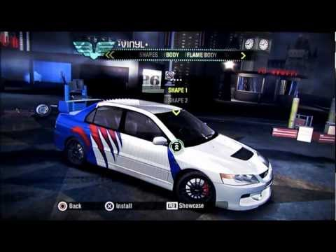 Need for Speed Carbon: Earl's Car Tutorial HD