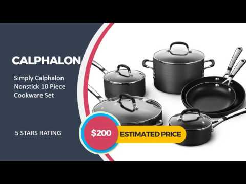 Best Nonstick Cookware Sets Based on Consumer Reports