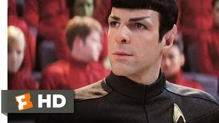"Star Trek (2009) | Teaser #2 ""Jim rencontre Spock."" (VO)"