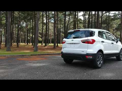 New 2019 Ford EcoSport Titanium