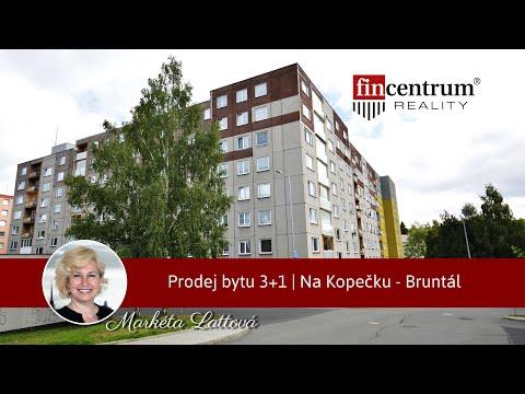 Prodej bytu 3+1 77 m2 Na Kopečku, Bruntál