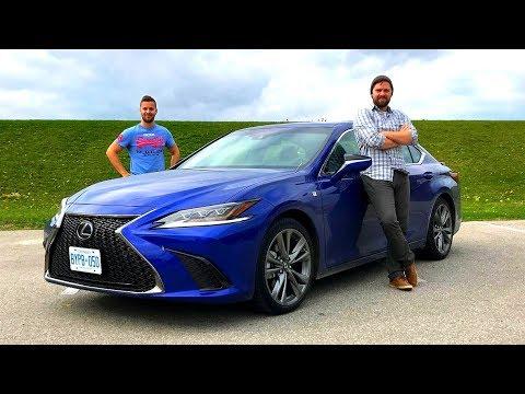 External Review Video qs2gcyx0URY for Lexus ES (7th gen, XZ10)