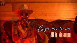 """AD El Mariachi """"Oye como va"""" (Clip Officiel)"""