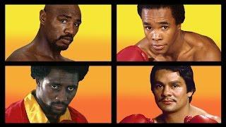 Fab 4 Rivalries - Duran, Leonard, Hearns, Hagler (Boxing Documentary)