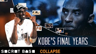 How the Lakers fell from contention to ruin during Kobe Bryant's final seasons thumbnail